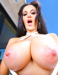 Ava Addams big boobs hardcore...