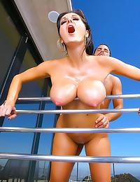 Ava Addams big boobs hardcore...
