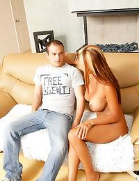 Sexy boob mature fucked stiff...