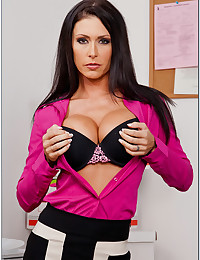 Hot Jessica The Sexy Office Mate