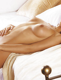 Delicate lingerie makes the body of this perfect beauty hotter