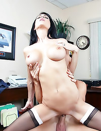 Jessica Jaymes office hardcor...
