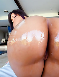 World class booty on Latina