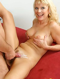 Mature Mama Loves Cock Too Much