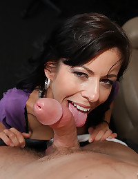 The boss lady demands cock