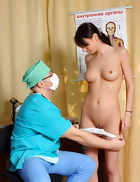 Their patient has perfect body