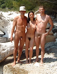 The best amateur nudists ever