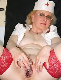 Mora senior perverse nurse pu...