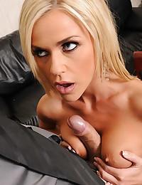 Stunning Blond Babe Mckenzee