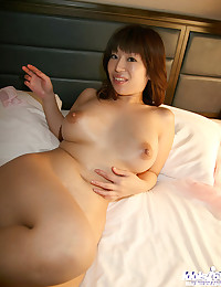 Nude Asian Showing Massive Melons
