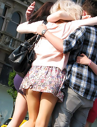 Public upskirts are so hot