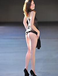 Fair Skinned Bruenette Beauty Victoria
