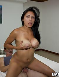 Silky Skinned Latina Boned Raw