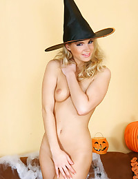 Hairy pussy witch