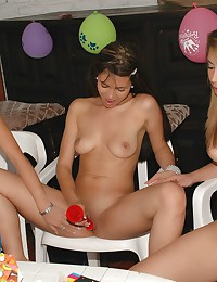 Pamela Spice - Lesbian party bitches getting really nasty
