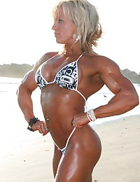 Beautiful muscle girls.