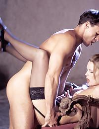 Elegant Minx Enjoys Sensual Sex