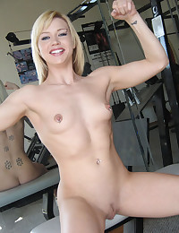 Fit Babe Katarina Fucks Hard Dick