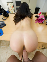 Come and watch this milf hottie fucked in the office