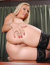 Office Sex With Busty Devon Lee