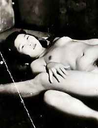 Black and white vintage porn