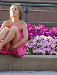 Russian teen spyed. Hot sitting upskirt