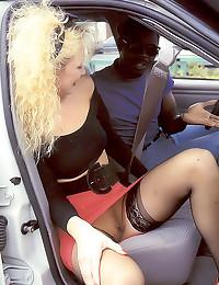 Retro interracial anal fuckin...