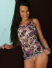 Kristina will make your day with this Nextdoor Models gallery.