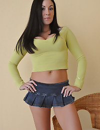 Big tits in tight sweater