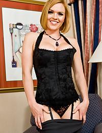 Hot Blonde Goddess Krissy Lynn Naked