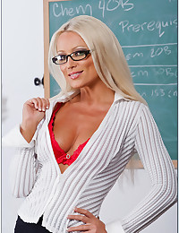 Sexy Teacher Dianas Show And Tell