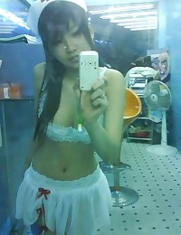 Picture gallery of cutie amateur Oriental babes
