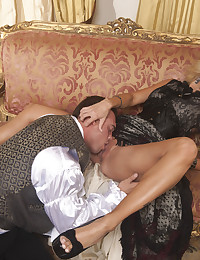 Luscious Blonde Milf Drilled Deep