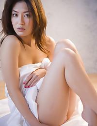 Gorgeous Asian Wearing Seductive Lingerie