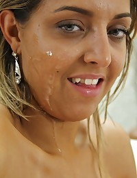 Horny Latina Babe Gets Anal Pumped