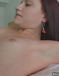 Brandi Belle - Slutty dykes playing with their favorite dildo