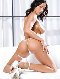 Skimpy dress turns to nudity