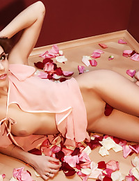 Met Models presents Carolina B in Petala.
