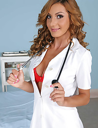 Blonde Minx Alice The Horny Nurse