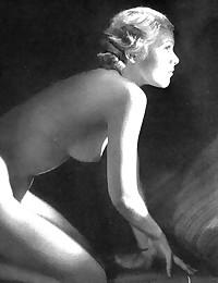 Beautiful vintage blondes from the twenties