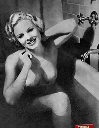 Beautiful vintage blondes from the twenties