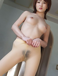 Slender Yet Sexy Japanese Woman