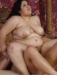 Huge girl hardcore