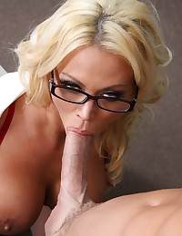 Bimbo doctor hot sex