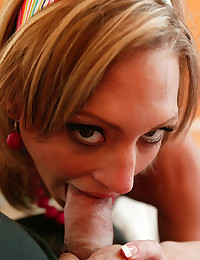Sultry Minx Loves Huge Dong