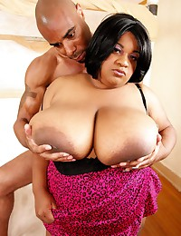 Lovely Big Brown Mama Pounded Hard