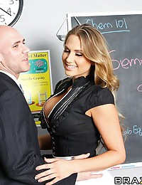 Johnny, now a wealthy pharmaceutical chemist, makes a surprise visit to his old teacher Mrs. Rae, where he promptly enrages Alanah by telling her students that they don't need her teaching to be successful. But Alanah still has a few things to teach him,