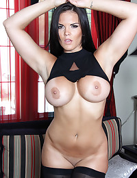 Flaunt Huge Pair Of Melons