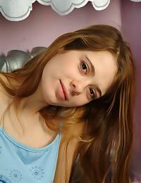 Adorable Teen Nina Loves To Tease