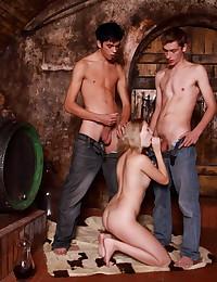 Andrea and Koloman, Kornel